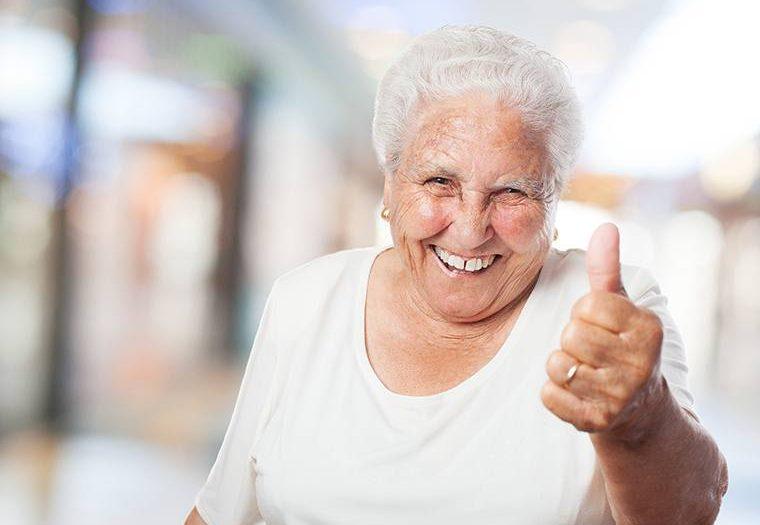 що подарувати бабусі на 80 років