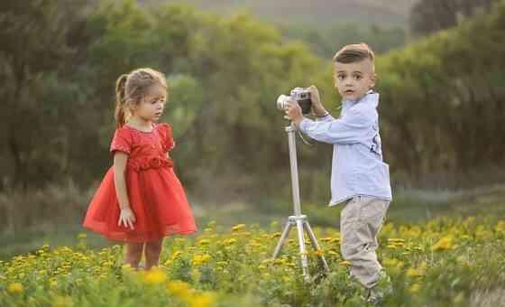 коментарі до фотографій дітей